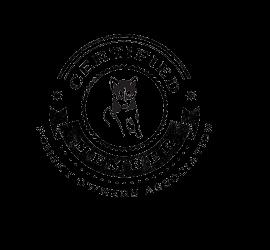 Pomsky Owners Association Membership Badge Transparent